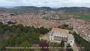 Aerea ermita de San Macario Andorra 1