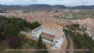 Aerea ermita de San Macario Andorra 2