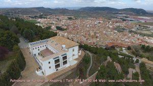 Aerea ermita de San Macario Andorra 3