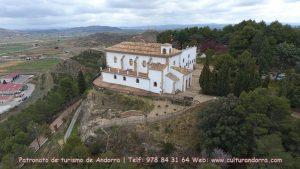 Aerea ermita de San Macario Andorra 4
