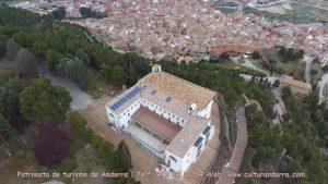 Aerea ermita de San Macario Andorra 7
