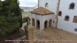 Aerea ermita de San Macario Andorra 8