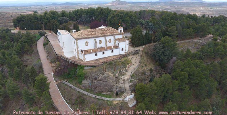 Aerea ermita de San Macario Andorra 9